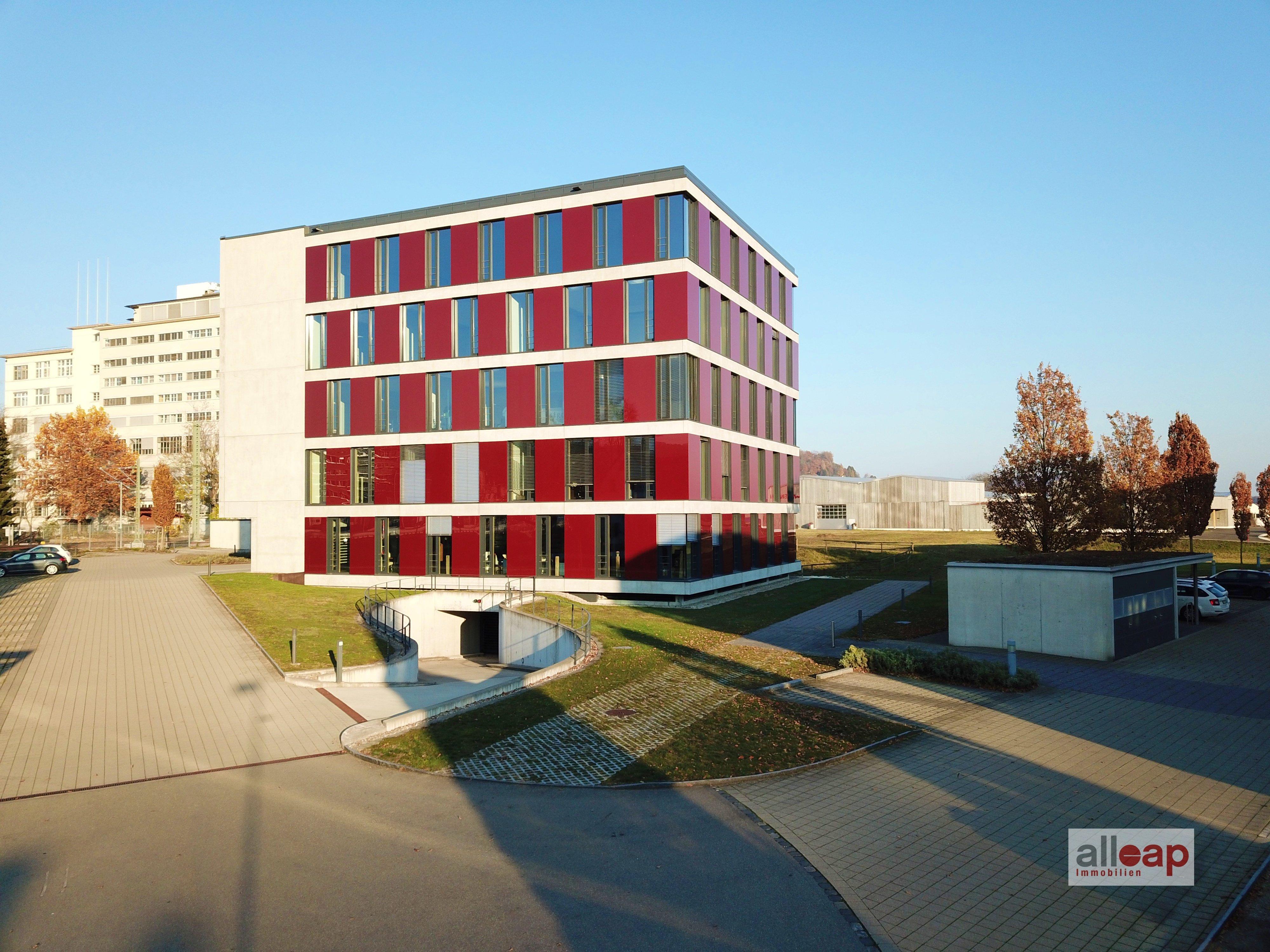 Gewerbe-Zentrum Thayngen