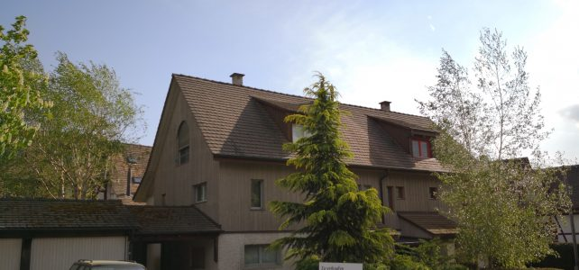 Traumhaftes Doppel-Einfamilienhaus in Buchthalen