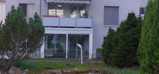 Attraktive Eigentumswohnung mit Weitsicht in Rheinnähe