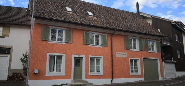 7-Zimmer-Haus mitten in SH-Herblingen