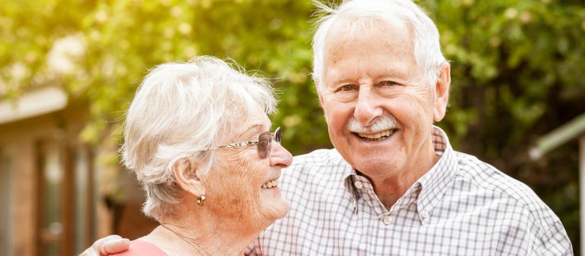 Wohnung / Haus im Alter kaufen